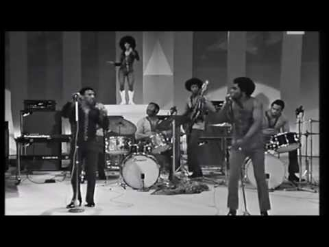 Get on up – James Brown
