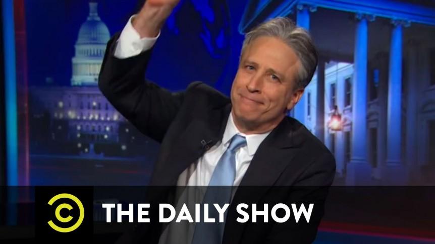 Jon Stewart verlässt die Daily Show